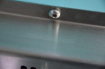 365001 Edelstahl Waschtrog SOLID 650