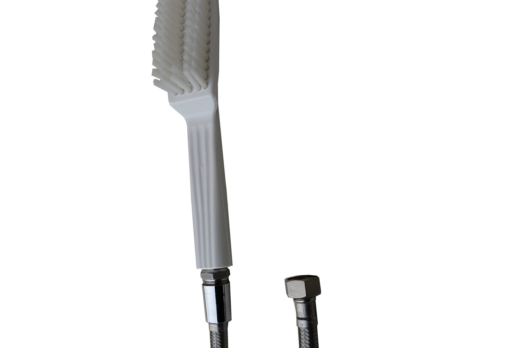 369074 Stiefelwaschbürste mit DVGW Schlauch