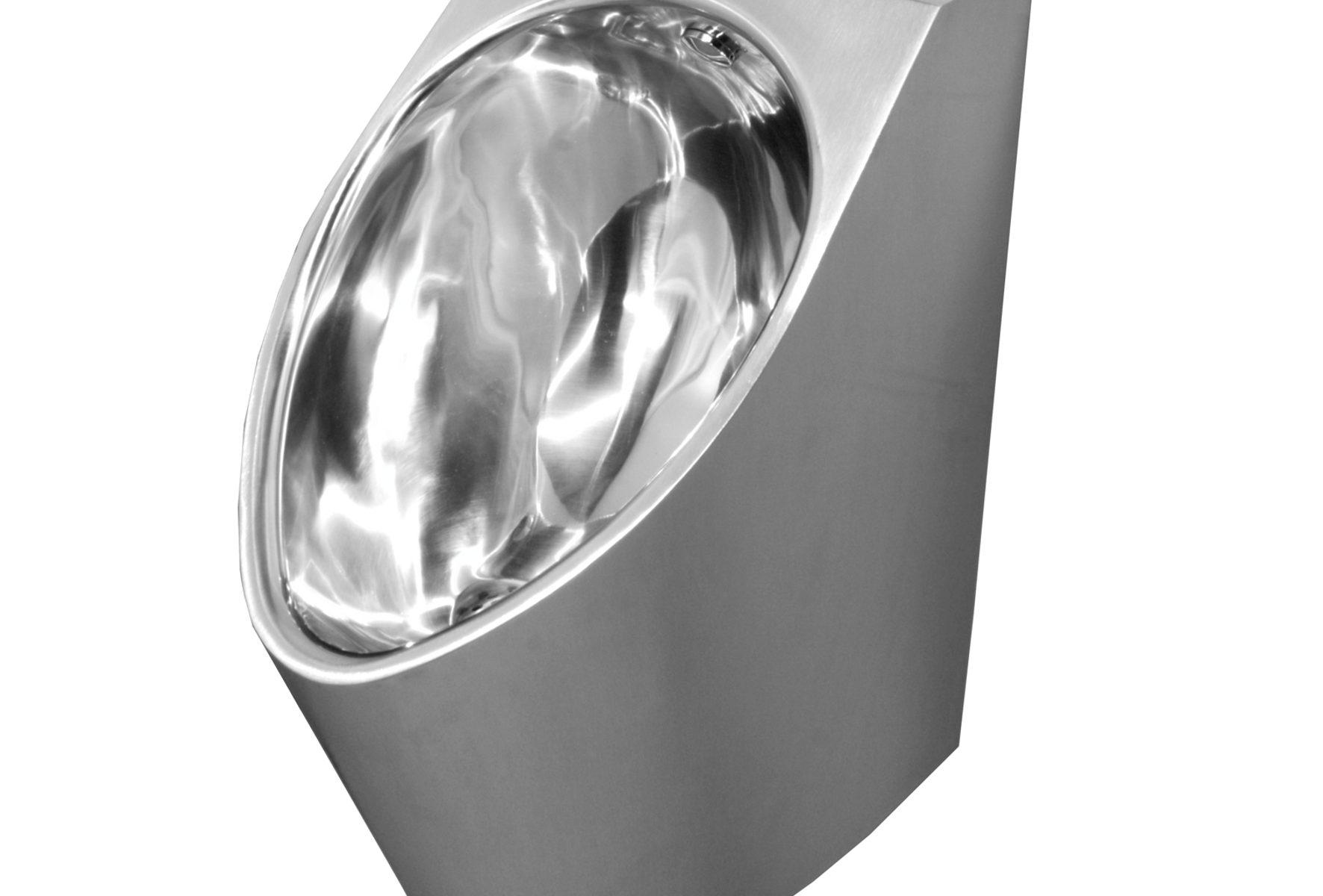 600005 Edelstahl Urinal Komfort 2