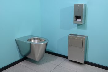 650600+650900 Edelstahl WC Silent Komfort 535wh