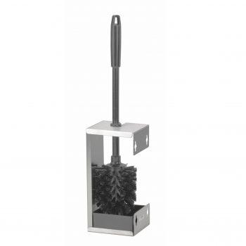 840100 Edelstahl-WC-Bürstengarnitur Serie Funktion