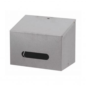 840552 Edelstahl 2-fach-WC-Rollenhalter-waagrecht
