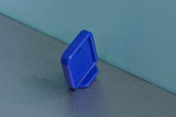 840560-Edelstahl Jumbo-WC-Rollenhalter Serie Funktion Schlossbereich
