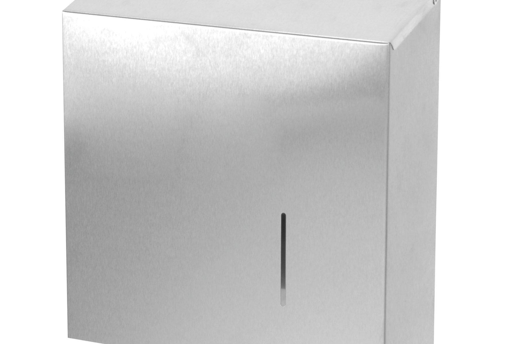 840560-Edelstahl Jumbo-WC-Rollenhalter Serie Funktion