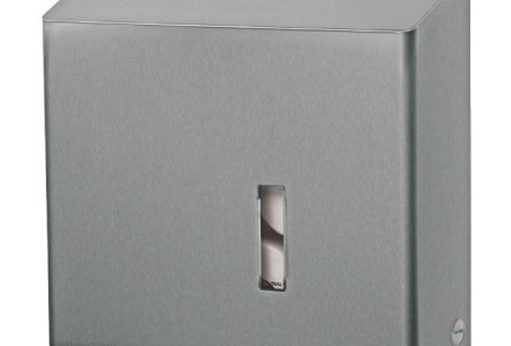 860554 Edelstahl 4-fach WC-Rollenspender